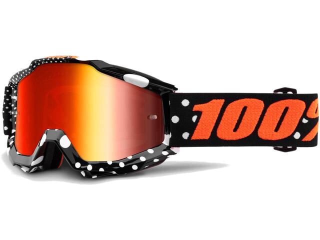 100% Accuri Anti Fog Mirror Goggles gaspard